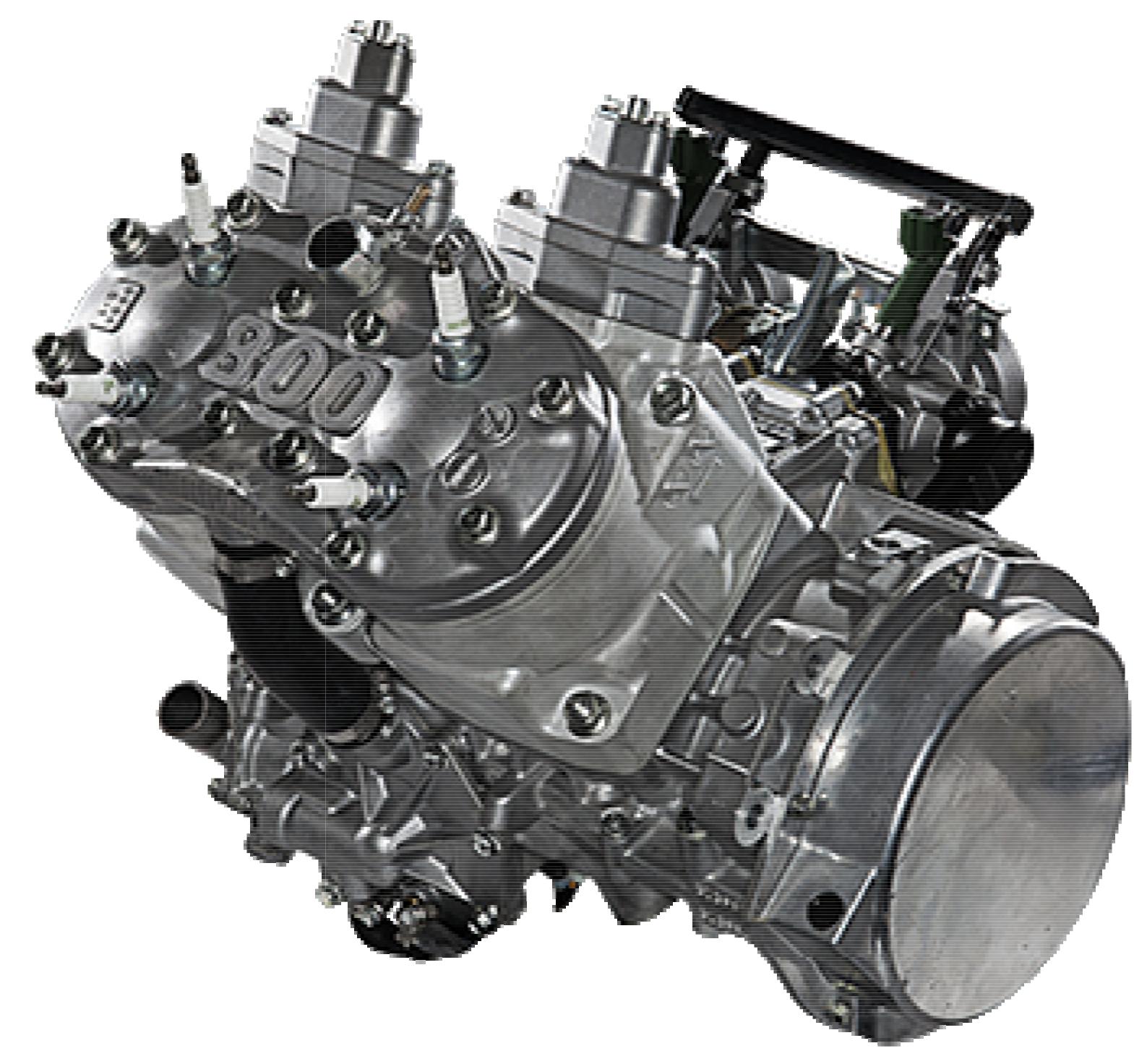 Le Mosquito XE285 est doté d'un moteur Inntec 800 refroidi à l'eau d'une puissance de 62Kw soit ...